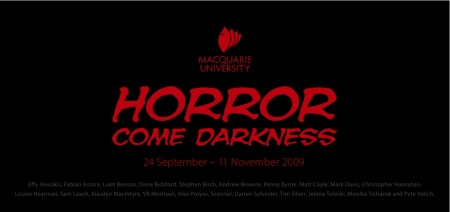 Horror invitation1